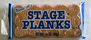 stage planks cookies