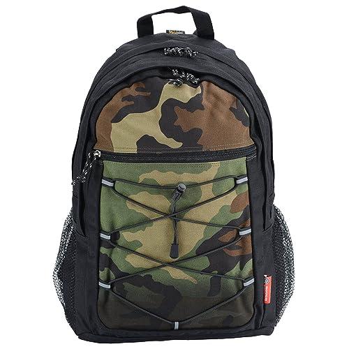 0050edf2 Rough Enough North Eu Camo Backpack