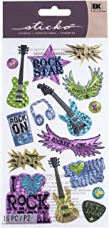 Sticko Rocker Chic Stickers