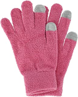 Grand Sierra Women's Basic Touchscreen Solid Eyelash Glove