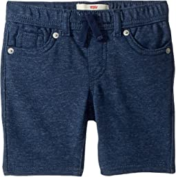 Levi's® Kids Knit Jogger Shorts (Toddler)