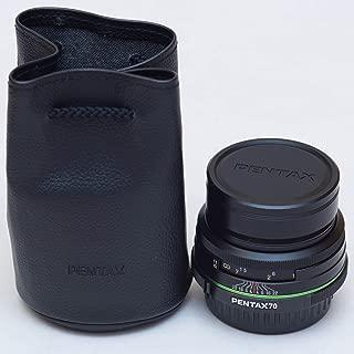 Pentax 70mm f/2.4 DA Limited Lens for Pentax and Samsung Digital SLR Cameras