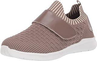 حذاء رياضي برباط للسفر للنساء من Propét, (Smoked Taupe), 40 EU X-Wide
