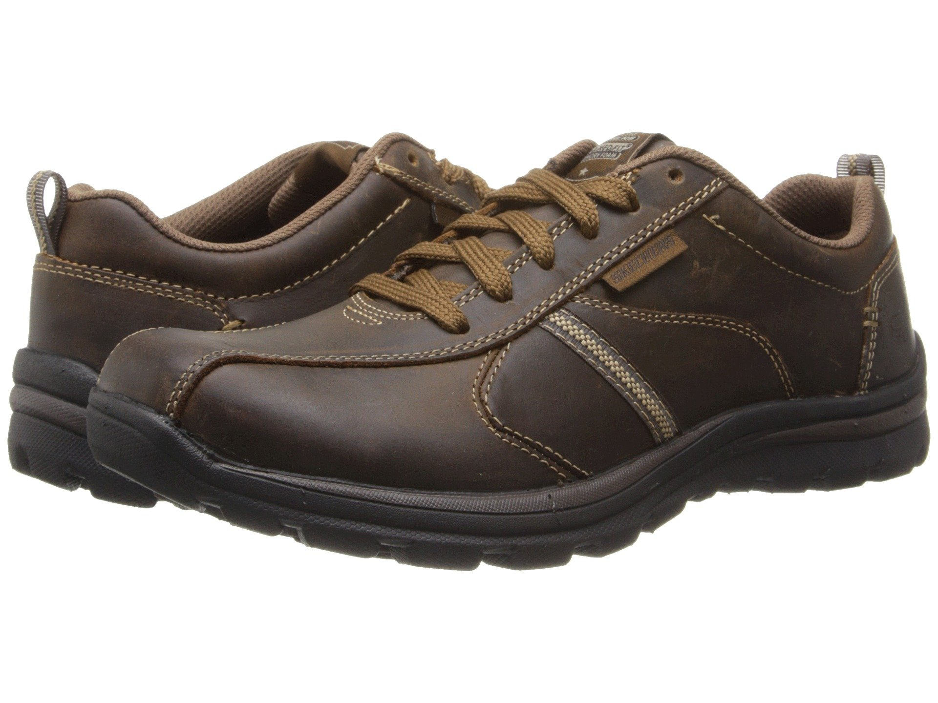 Skechers Relaxed Fit Superior Levoy At Zappos Com