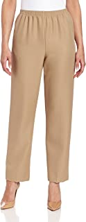 Alfred Dunner Women's Medium Pant