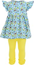 Unique Baby Girls Back to School Recess Tunic Boutique Outfit