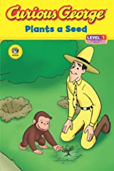 Curious George Plants a Seed (CGTV Reader) Kindle Edition