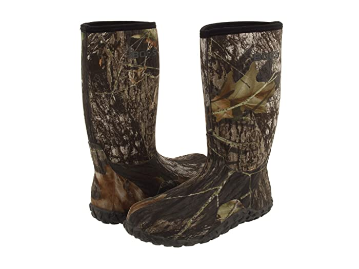 Bogs  Classic High (Mossy Oak Camo) Mens Waterproof Boots