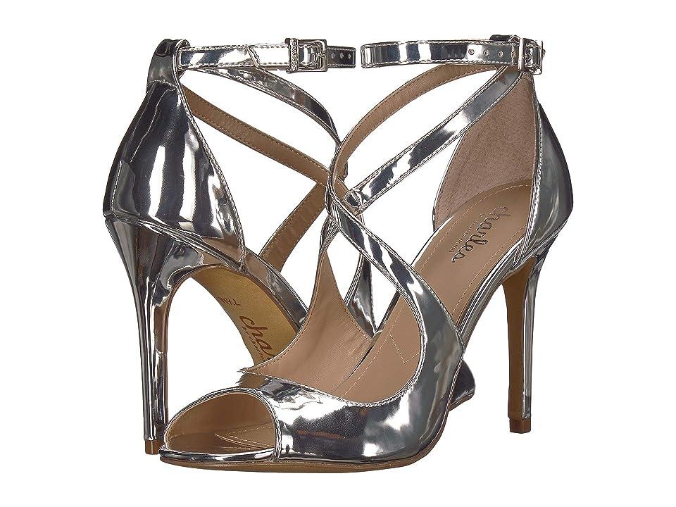 Charles by Charles David Rylan Heeled Sandal (Silver) High Heels