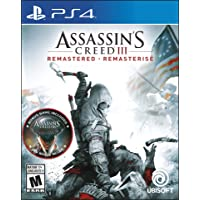 Deals on Assassins Creed III Remastered For PS4