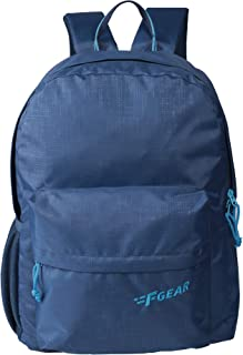 F Gear Emprise Navy Blue 23 Ltrs Backpack (3365)