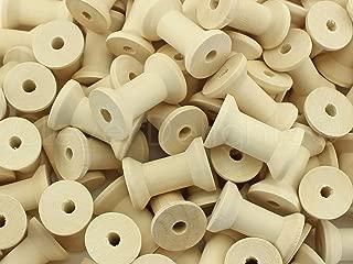 Best large wood spools wholesale Reviews
