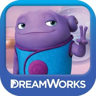 DreamWorks Home Movie App