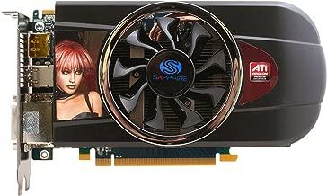Sapphire Radeon HD 5770 1 GB DDR5 2DVI/HDMI/DisplayPort PCI-Express Video Card 100283-3L