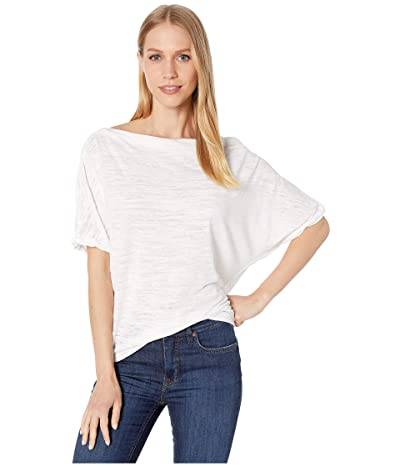 Free People Astrid Tee (White) Women
