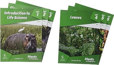 God's Design for Beginners: Plants Student Pack