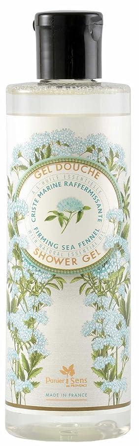 ショット線配当Panier Des Sens Shower Gel Sea Fennel by Panier des Sens