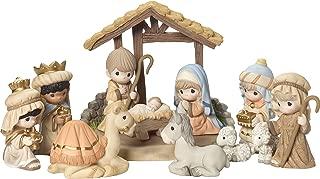 outdoor precious moments nativity sets