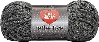 Coats Yarn Red Heart Reflective Yarn-Grey, Other, Multicoloured