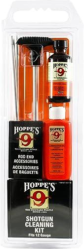 Envio gratis en todas las ordenes Kit de Limpieza de de de Hoppe de calibre 12 con varilla de aluminio, Almeja  Precio por piso