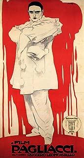 Pagliacci - Vintage Italian Clowns Opera Poster Reproduction (18