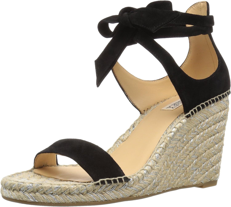 Badgley Mischka Womens Berkley Espadrille Wedge Sandal