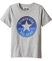 Converse Kids - Chuck Fill Tee (Toddler/Little Kids)