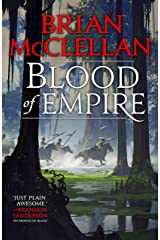 Blood of Empire (Gods of Blood and Powder Book 3) Kindle Edition