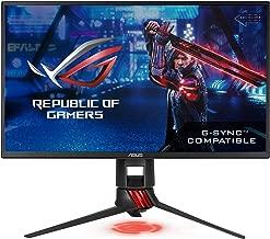 "ASUS ROG Strix XG258Q 24.5"" Gaming Monitor Full HD 1080P 240Hz 1ms Eye Care G-Sync Compatible Adaptive Sync Esports with DP Dual HDMI"