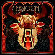 mastodon the hunter dvd