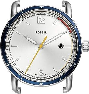 Fossil Men's C221052 Watch Head Analog Display Analog Quartz Silver Watch