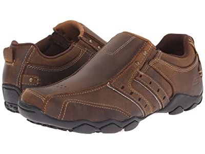 SKECHERS Diameter (Dark Brown) Men