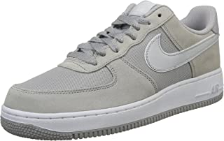 Dettagli su Nike Donna Air Force 1 '07 Scarpe Sportive in Camoscio 749263 003 da Tennis
