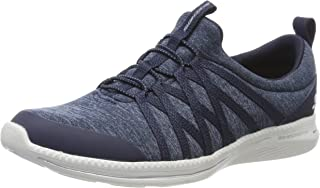 Skechers Women's City PRO-What A Vision Sneaker, NVY, 11 M US