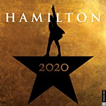 Hamilton 2020 Wall Calendar