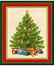 Amazon Com Christmas Fabric Panels For Quilting