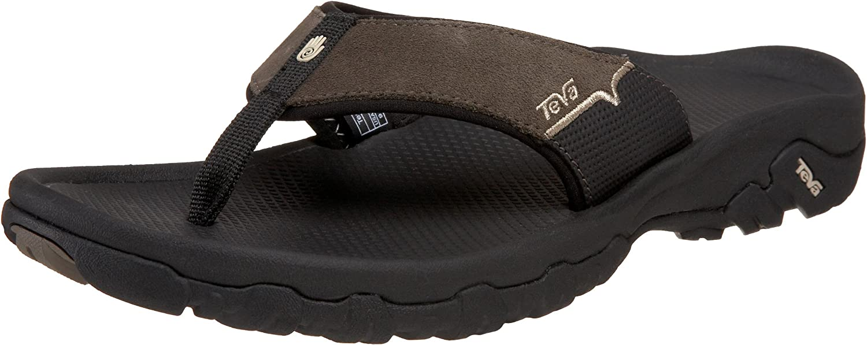 Teva Men's Katavi Thong Outdoor Sandal,Bungee Cord,8 Cord,8 M US