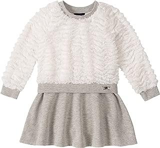 Girls' Lyocell Denim Shirtdress