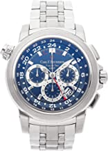 Carl F. Bucherer Patravi Mechanical (Automatic) Blue Dial Mens Watch (Certified Pre-Owned)