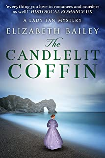 The Candlelit Coffin (Lady Fan Mystery Book 4)