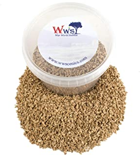War World Scenics Small Cork Chippings 500ml – Wargame Miniature Basing Material