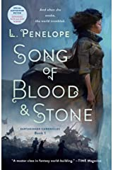 Song of Blood & Stone: Earthsinger Chronicles, Book One Kindle Edition