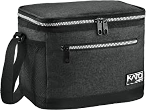 Insulated Lunch Bag for Women Men, Leakproof Thermal Reusable Lunch Box for Adult &..