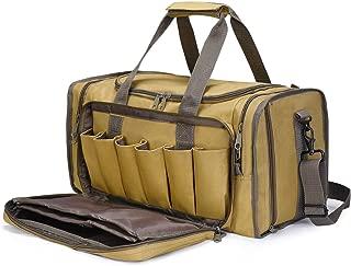 G4Free Gun Pistol Range Bag Tactical Shooting Handgun Sling Pack