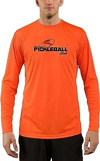 Vapor Apparel Men's Punta Gorda Pickleball UPF 50+ Long Sleeve T-Shirt