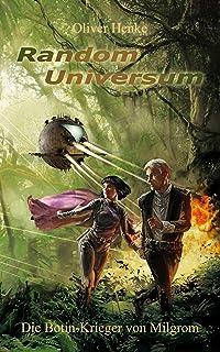 Die Botin-Krieger von Milgrom: Random Universum (German Edition)