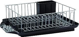 Farberware 5238259 Dish Rack, One Size, Black