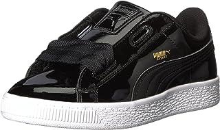PUMA 彪马儿童篮球心形 PS运动鞋 黑色(Puma) 3.5 M US 儿童