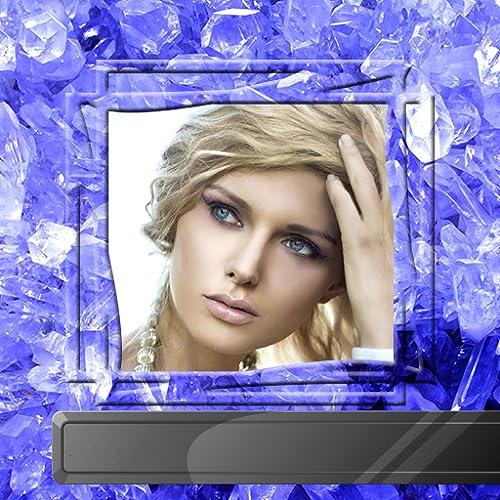 Marcos de fotos de cristal