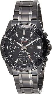 Casio Edifice Analog Black Dial Men's Watch - EFV-540DC-1AVUDF (EX414)
